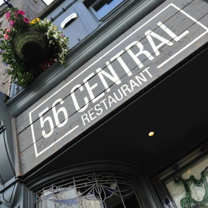Great places to eat in Galway - 56 Central