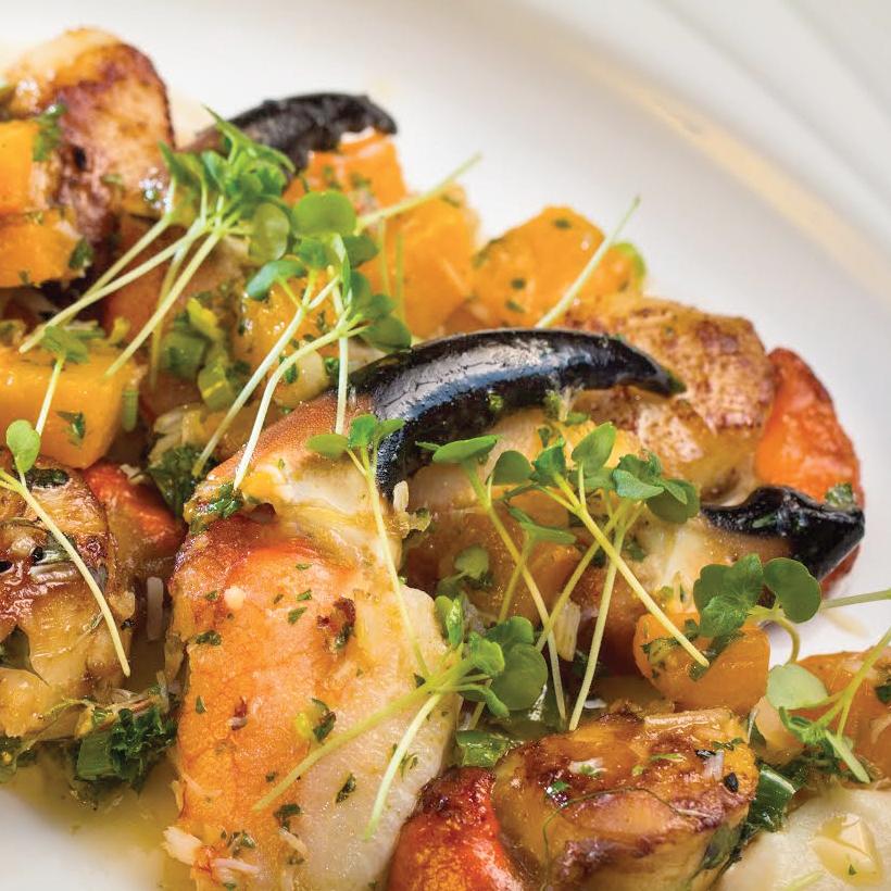 Brasserie Seafood