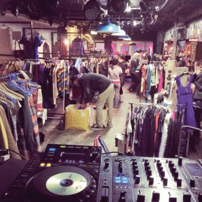 Shopping and Flea Markets in Galway