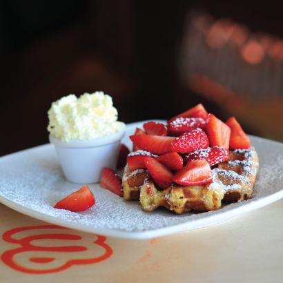 Mr Waffle - Great places to eat in Galway