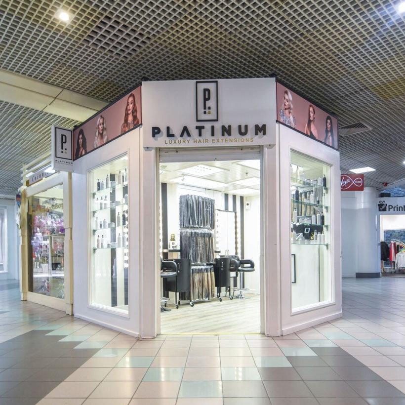 Platinum Luxury Hair Extensions This Is Galway