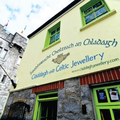 Claddagh & Celtic Jewellery Galway