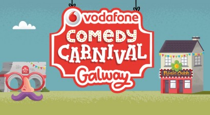 Vodafone Comedy Festival Galway