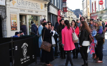 Food Tours Galway - Around the Market Place