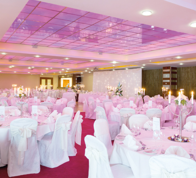 Weddings at the Clayton Hotel Galway