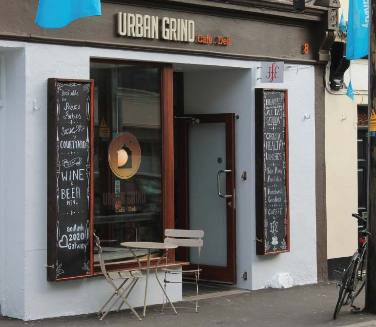 Image result for urban grind galway