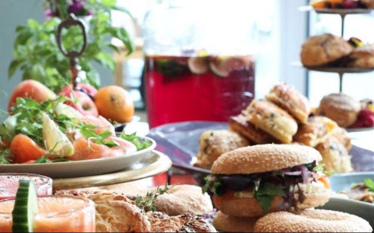 The Kitchen Galway Breakfast Menu