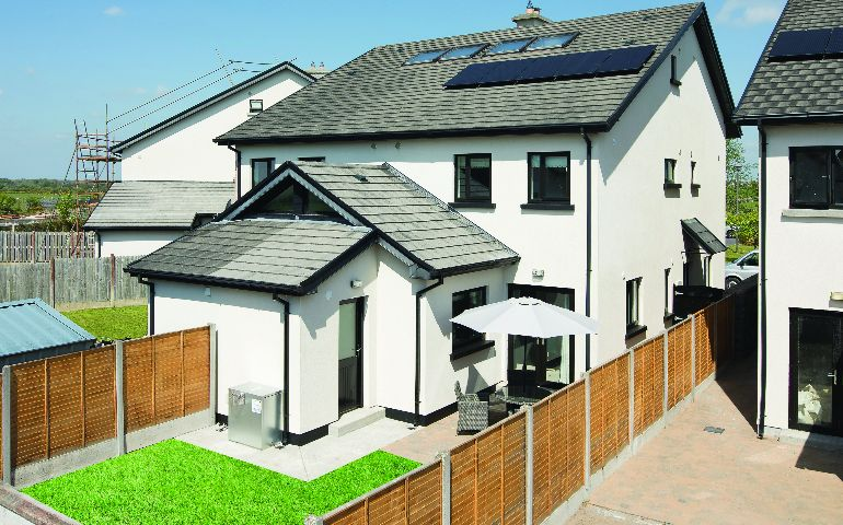 First-time Buyers Rejoice: New Homes Built Just Outside