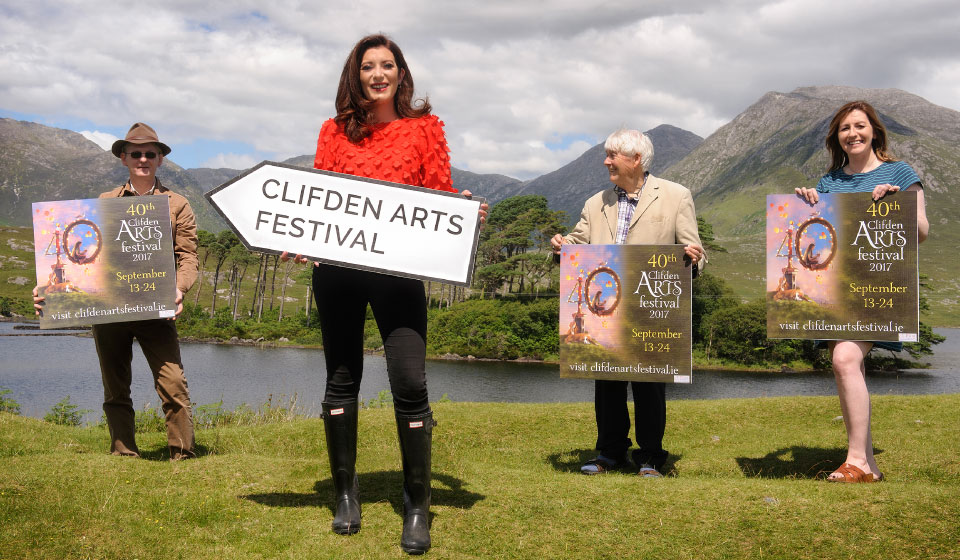Clifden Arts Festival Celebrating 42 Years of bringing the