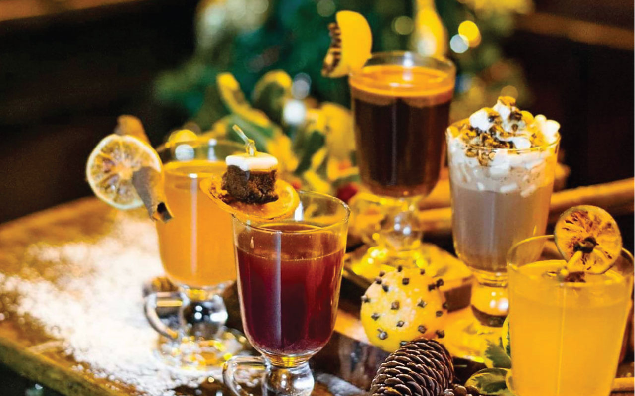 8 Delicious Christmas Cocktails For The Season This Is