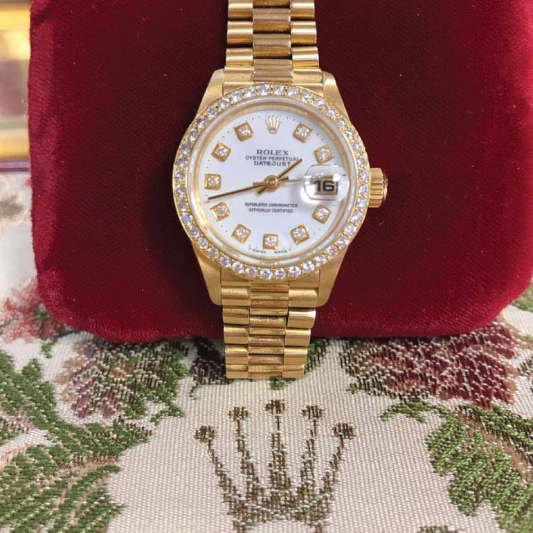 Antiques Rolex