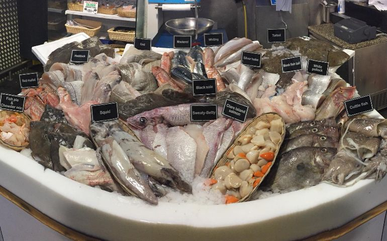 what is a fish monger
