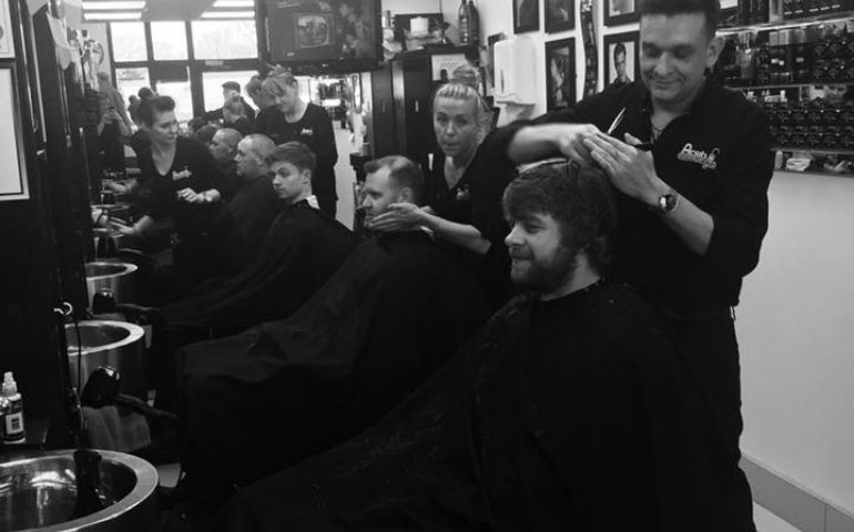 Arch barbers