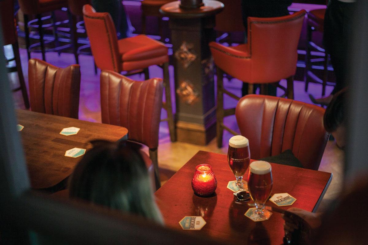 Liquer Lounge