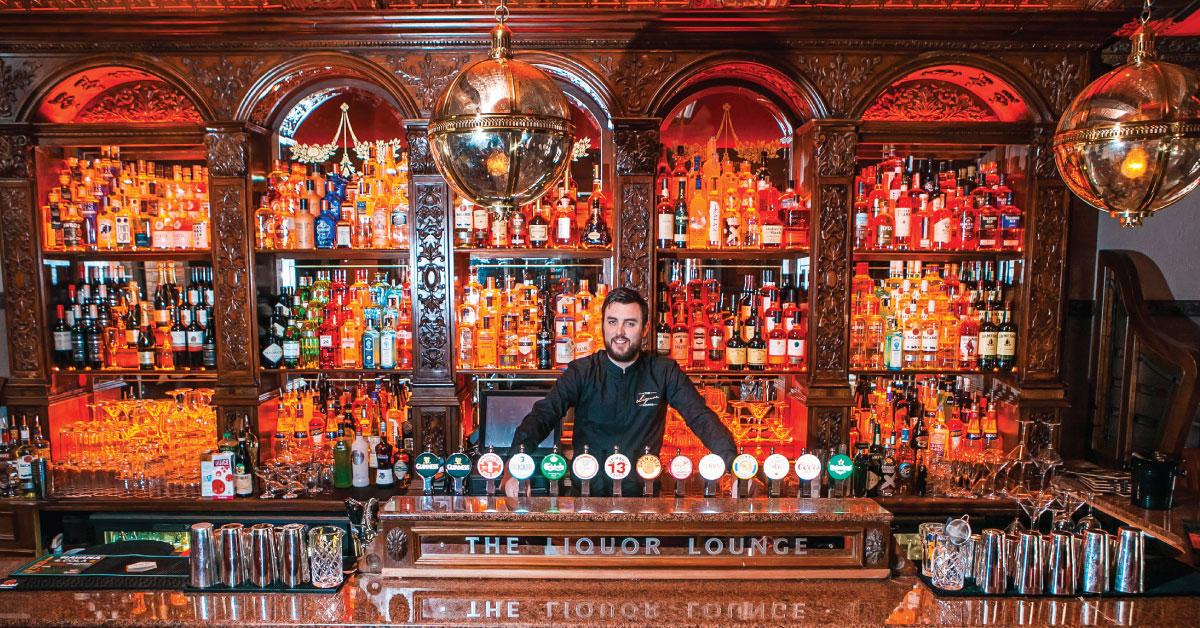 The Liquor Lounge