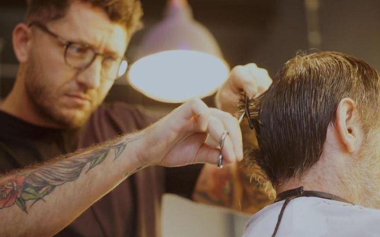 cut throat barbers