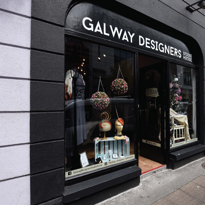 Galway Designers Studio House - This is Galway