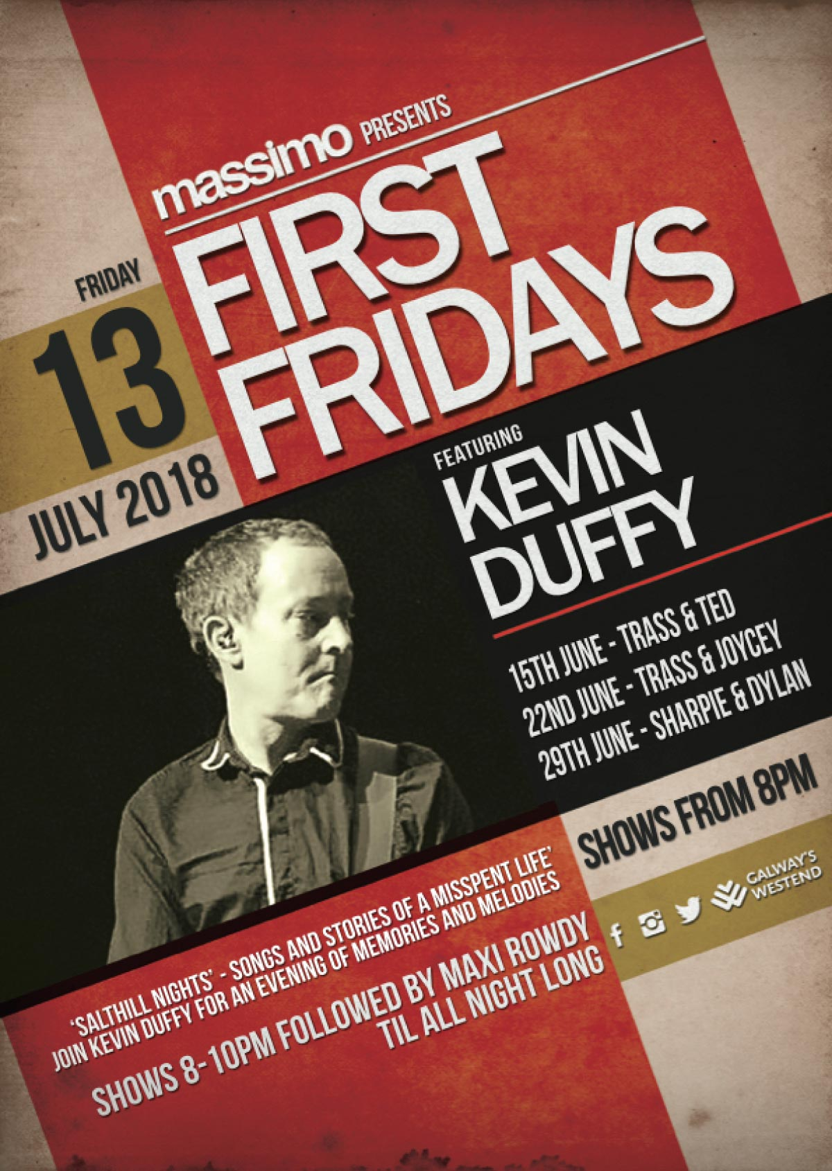 First Friday's