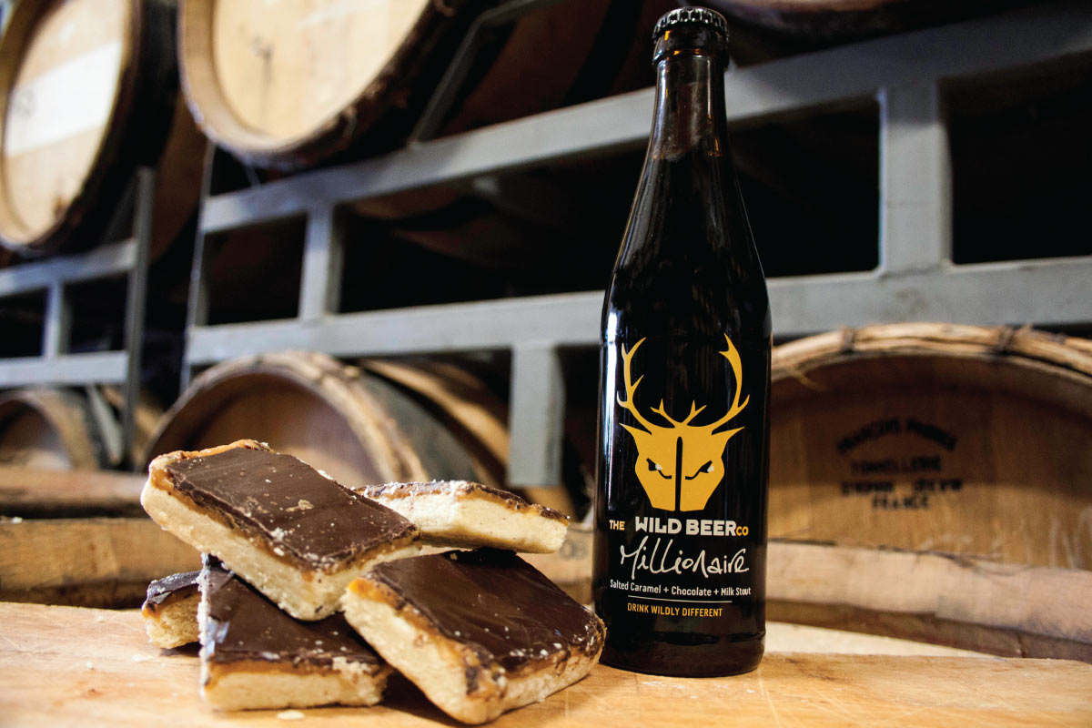 Wild Beer at The Salt House