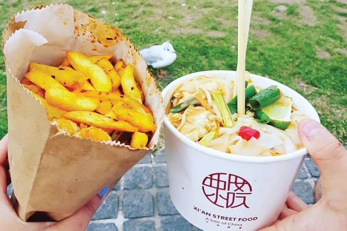 Xi'an Street Food Galway