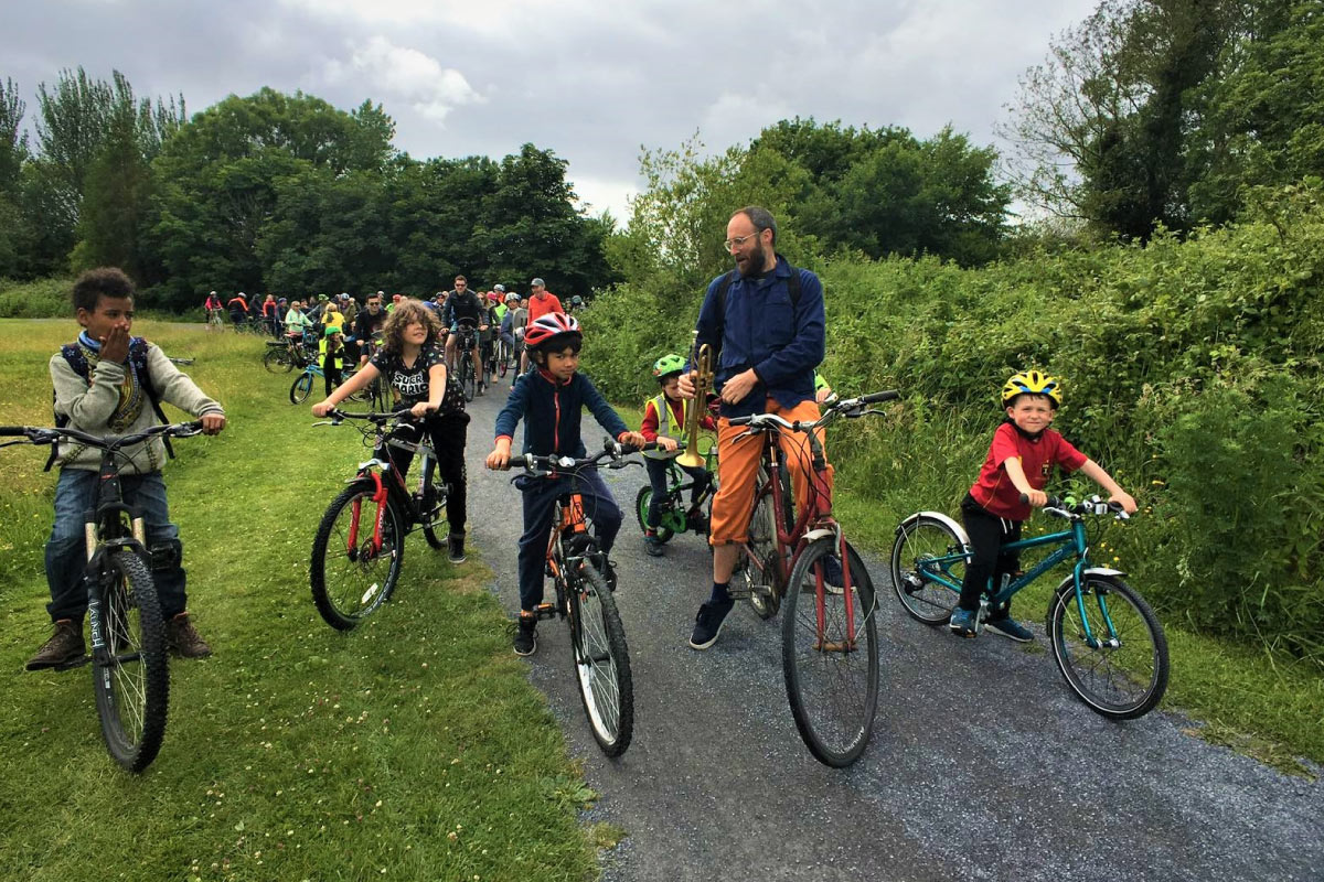 Free Family Cycling