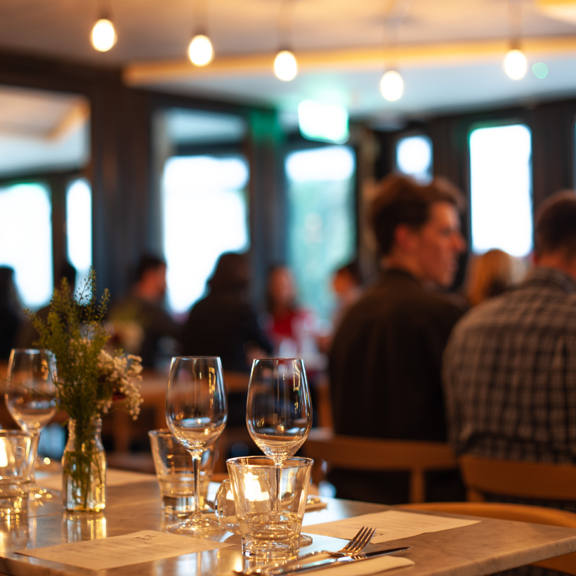 Supper Clubs: Mine for dinner, and bring your purse