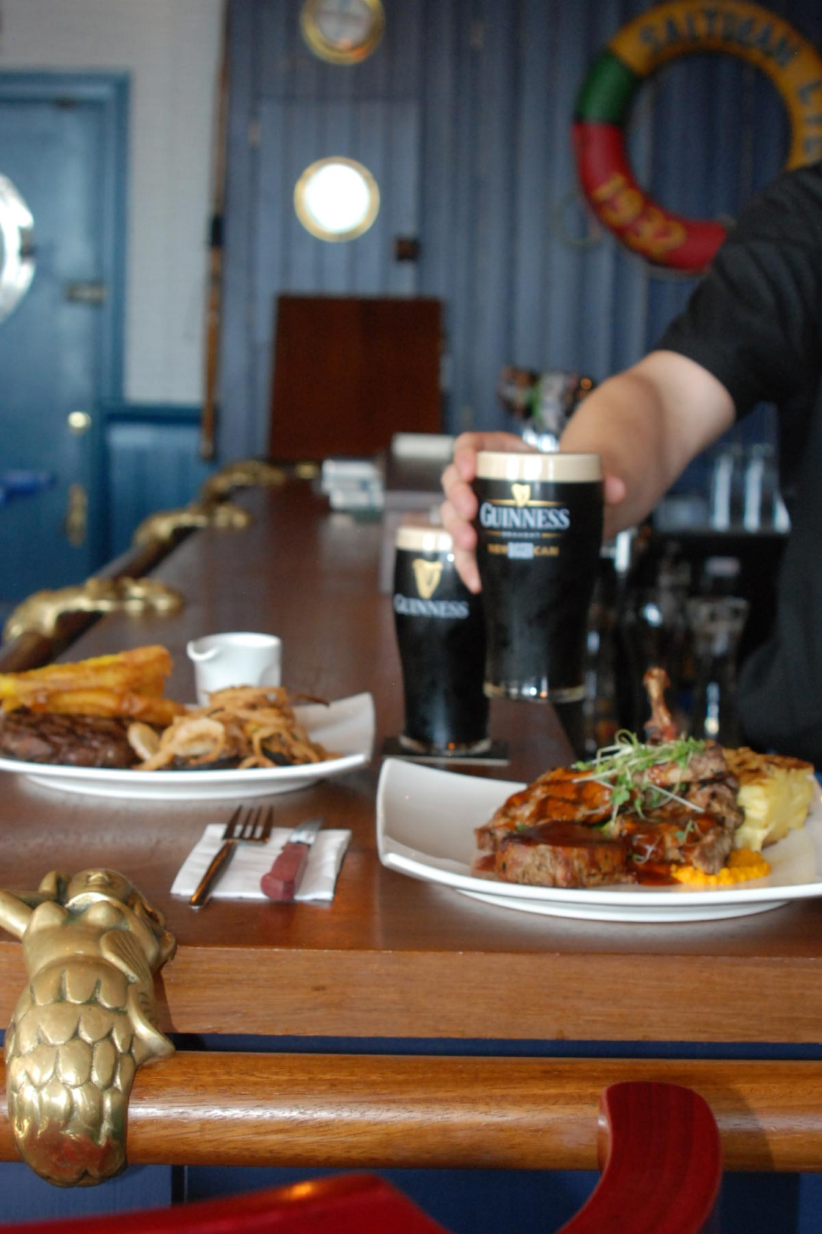 Dine in Galway