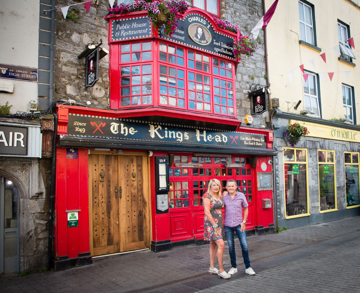 The King's Head Galway