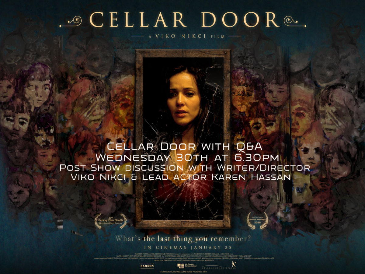 Cellar Door at Eye Cinema