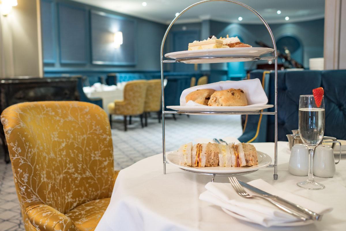 Hotel Meyrick Afternoon Tea