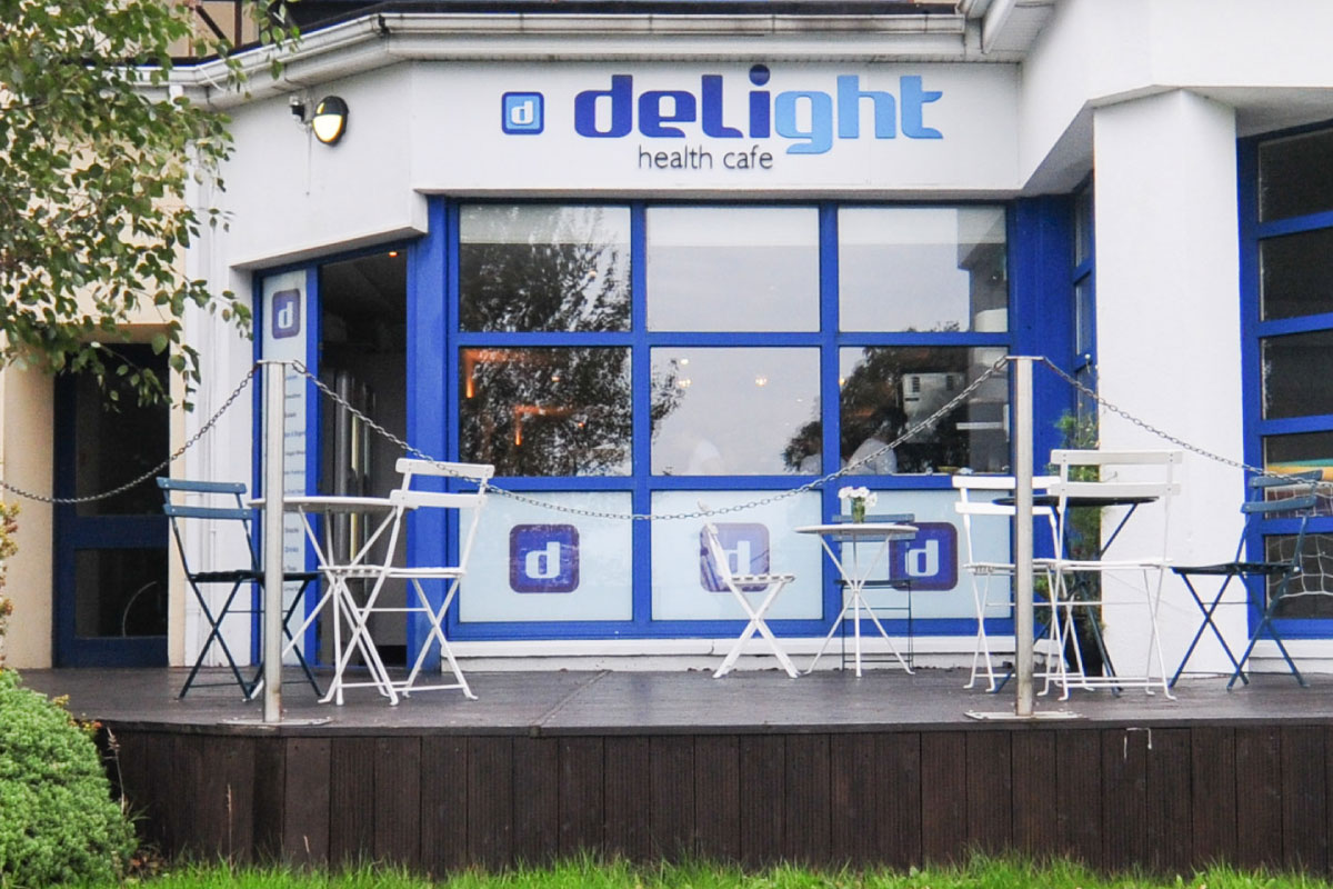 Delight Health Cafe
