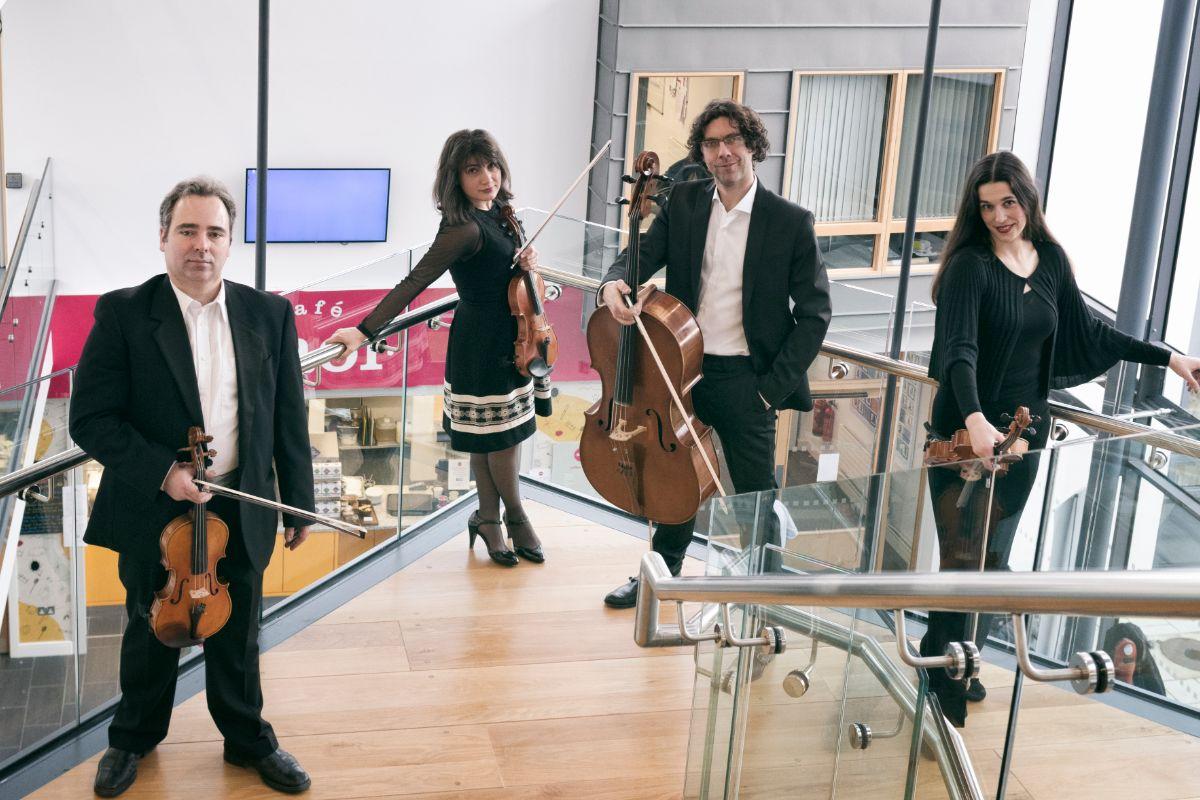 ConTempo Quartet