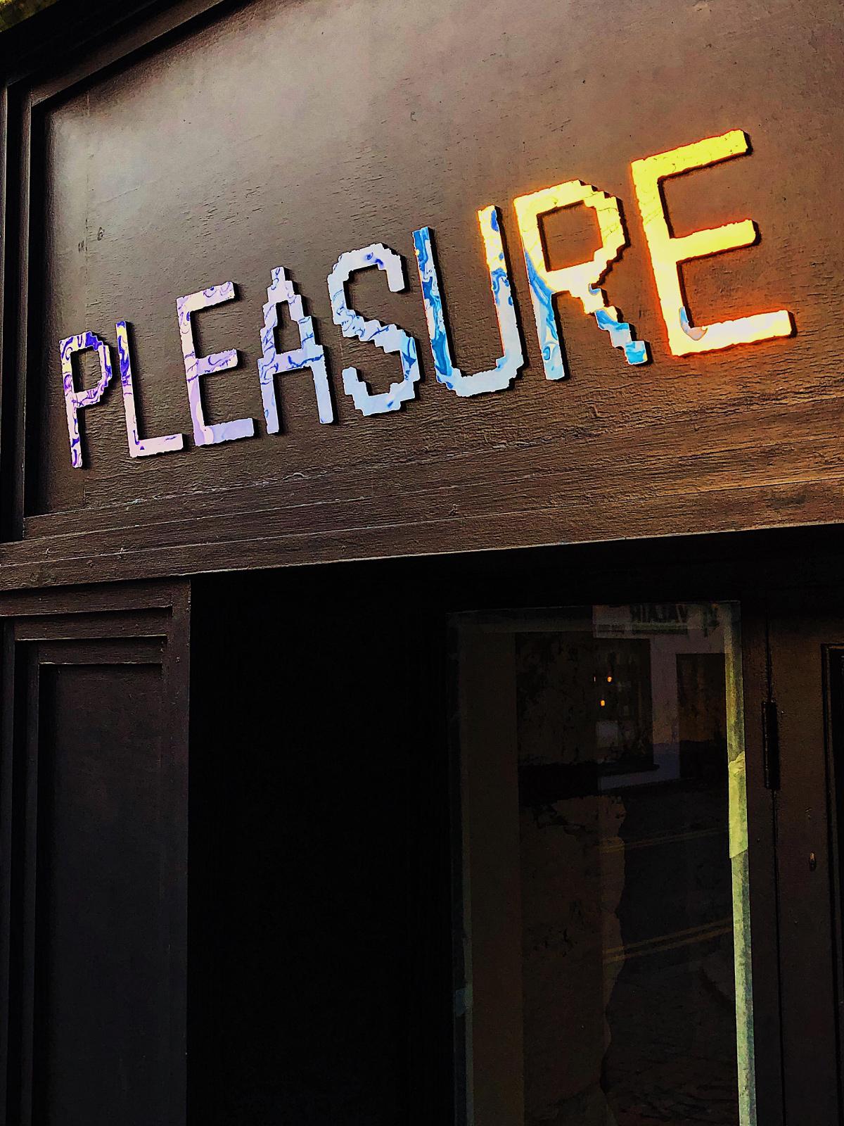 Pleasure galway