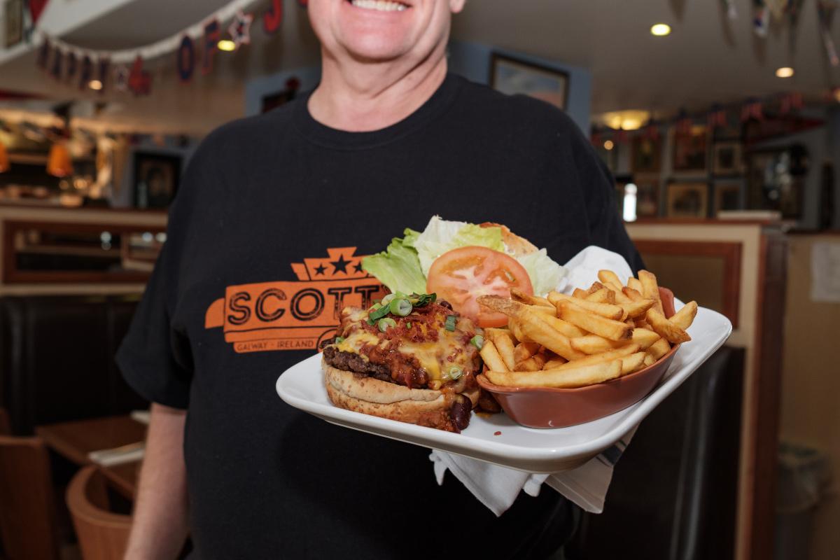 Scottys Famous Burgers