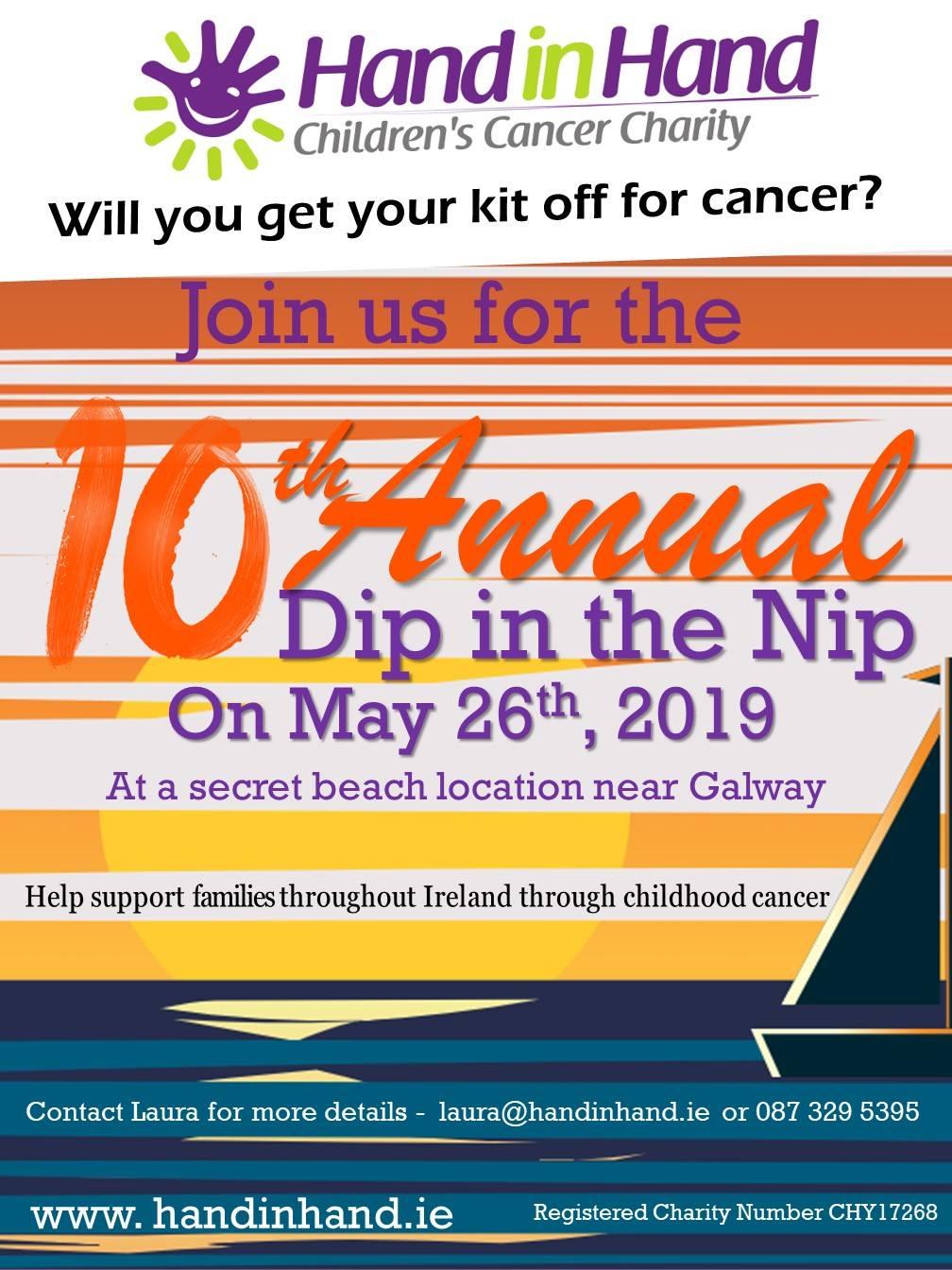 dip in the nip