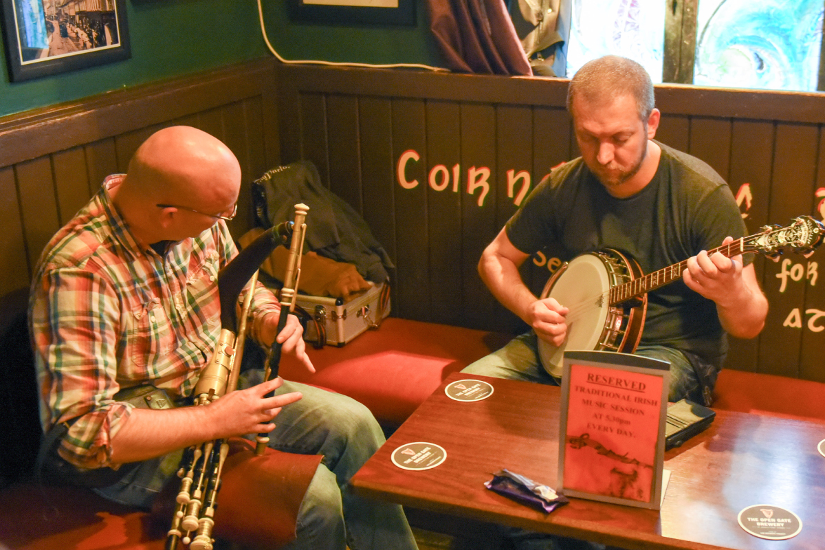Trad Music in Galway