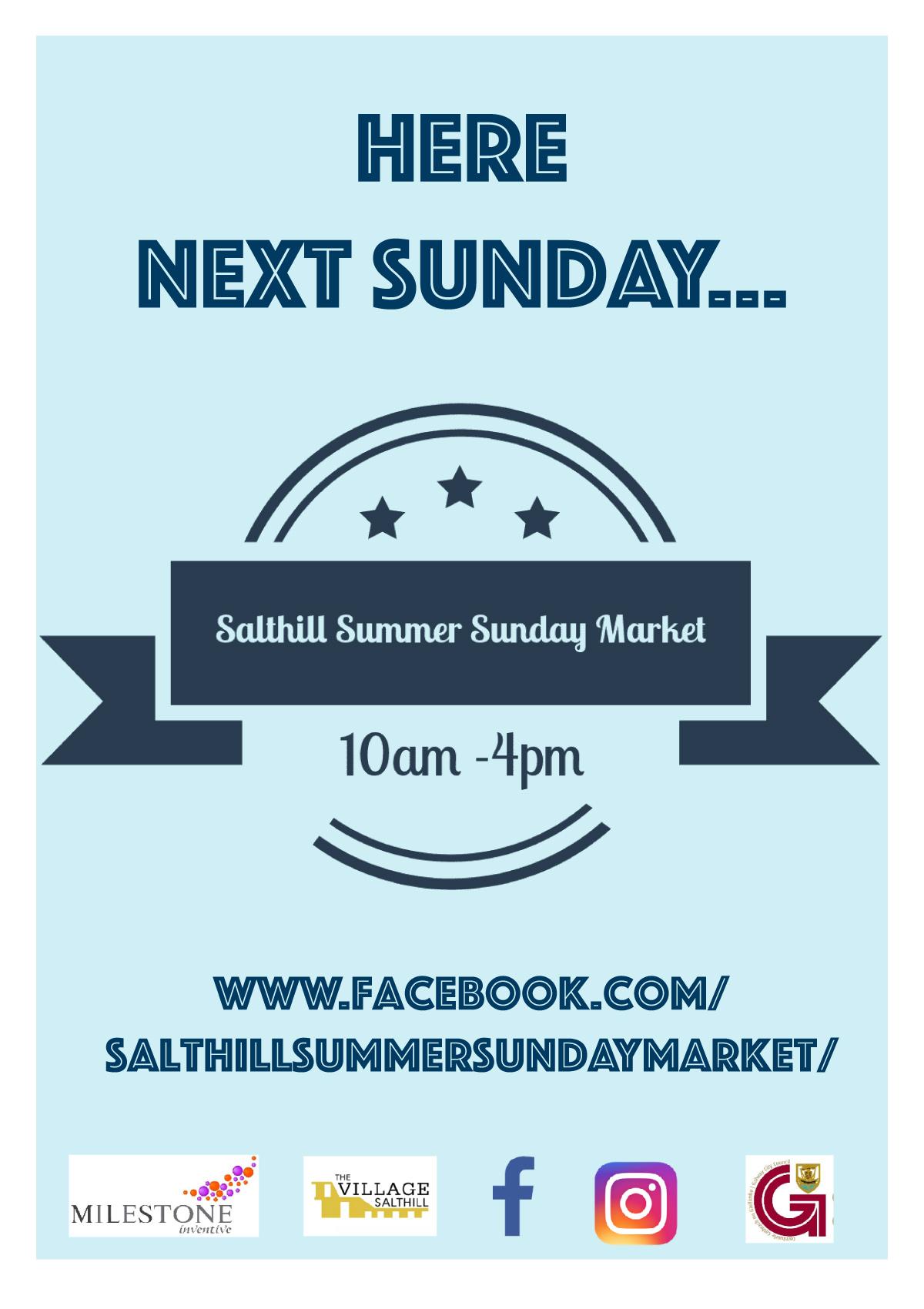 Salthill Summer Market