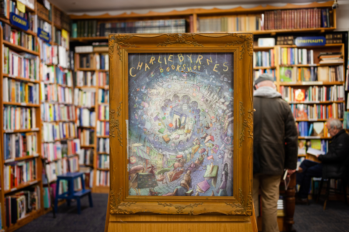 Galway Bookshops