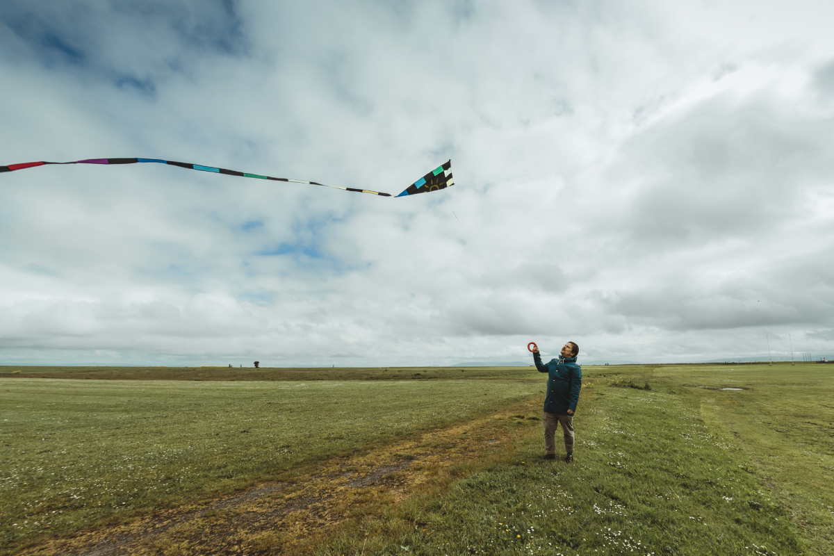 Fly a Kite for Mental Health