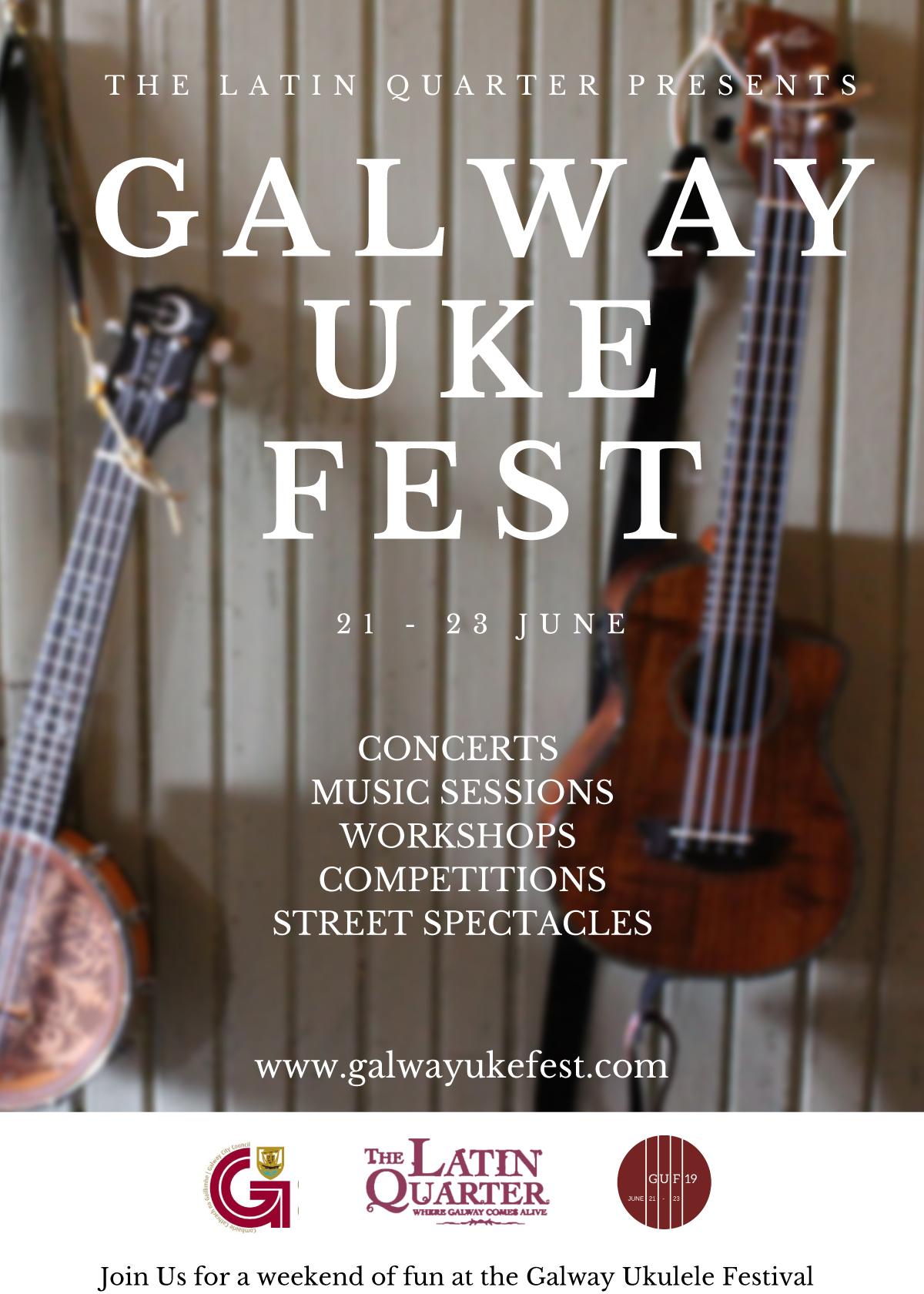 Galway Ukulele Festival