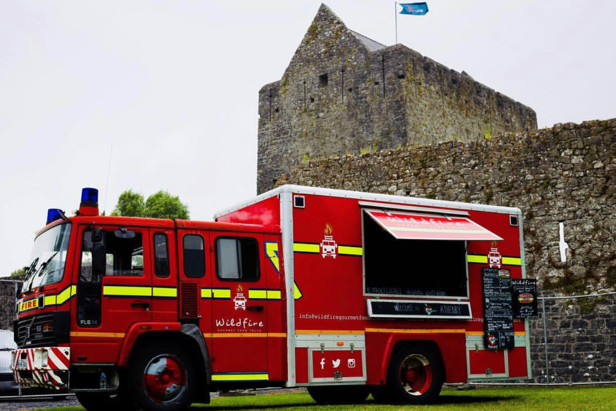 Galway Food Trucks