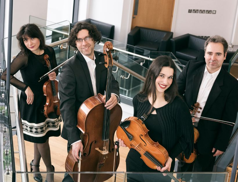 Galway Music Residency ConTempo Quartet