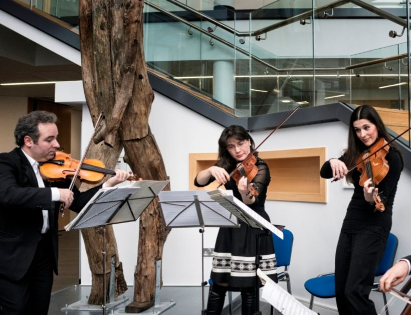 Galway Music Residency 19/20 Programme Launch