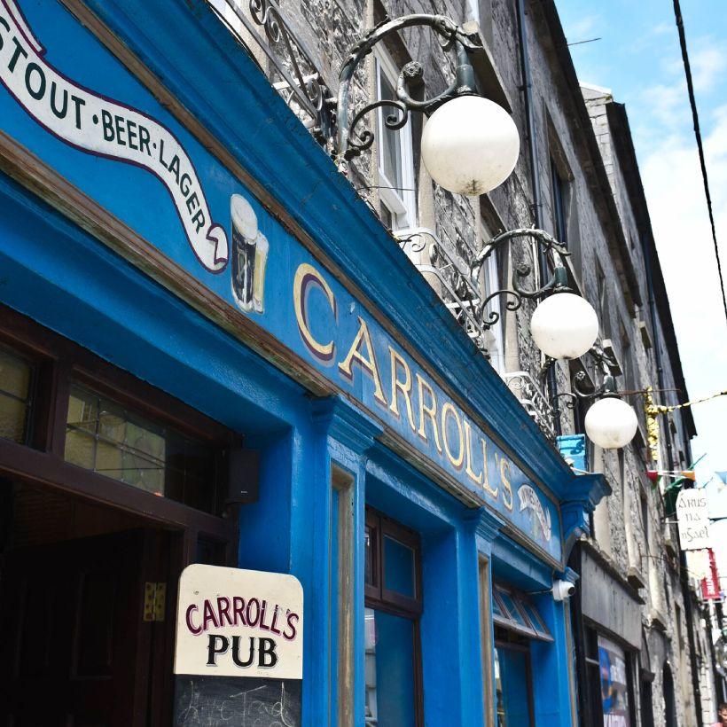 Carroll's Beer Garden