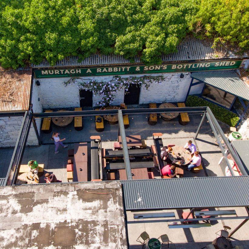 Murty Rabbitt's Beer Garden