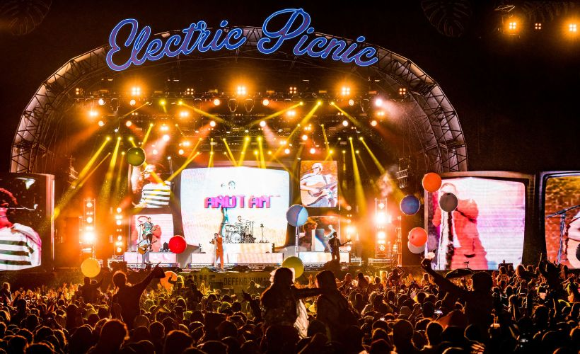 Electric Picnic Mainstage by Conal McSweeney