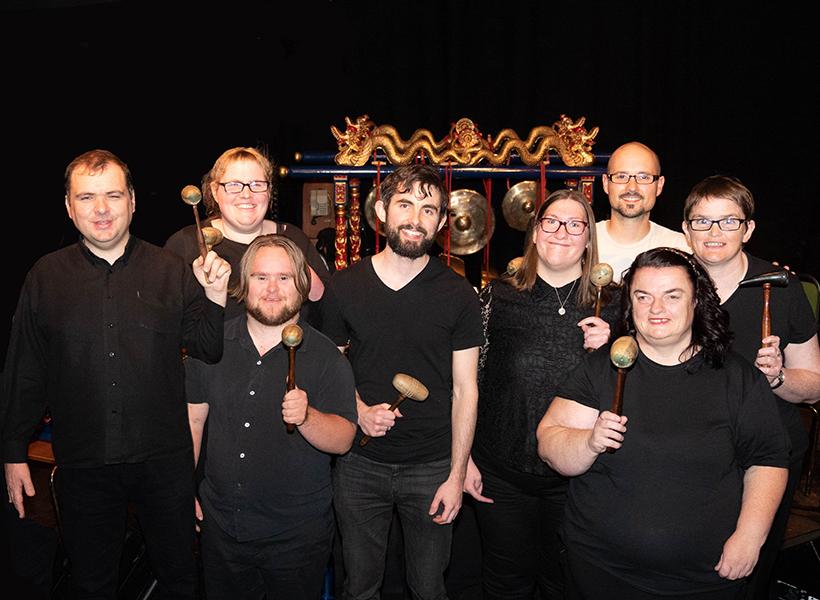 The In Flow Ensemble