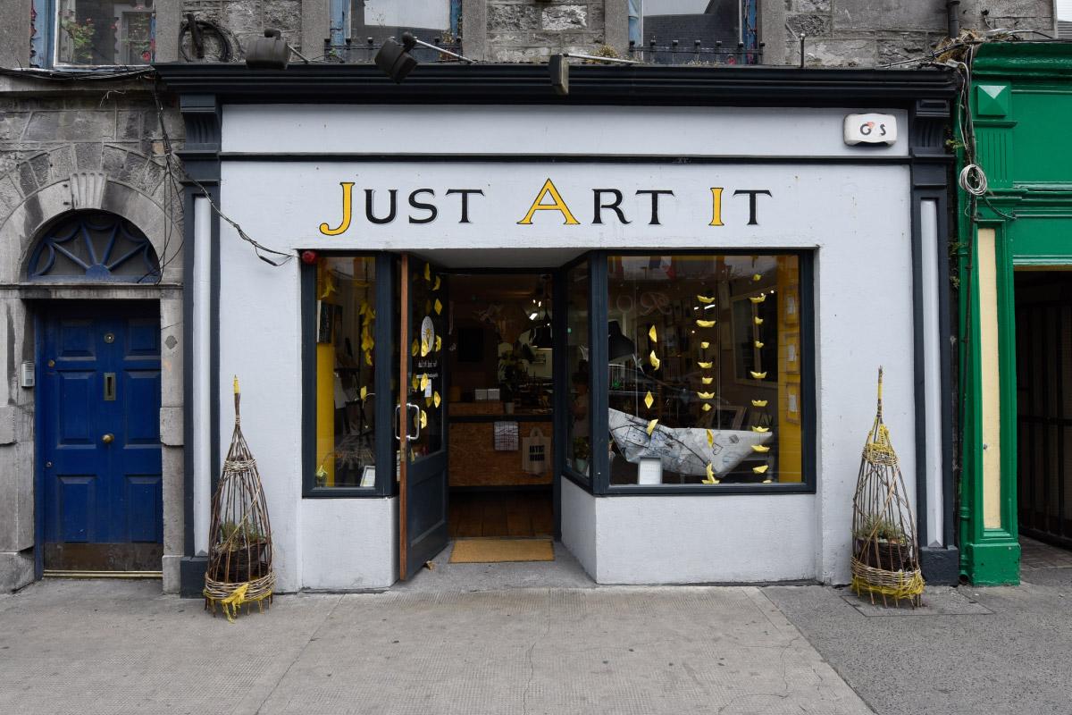 Dominick Street Galway