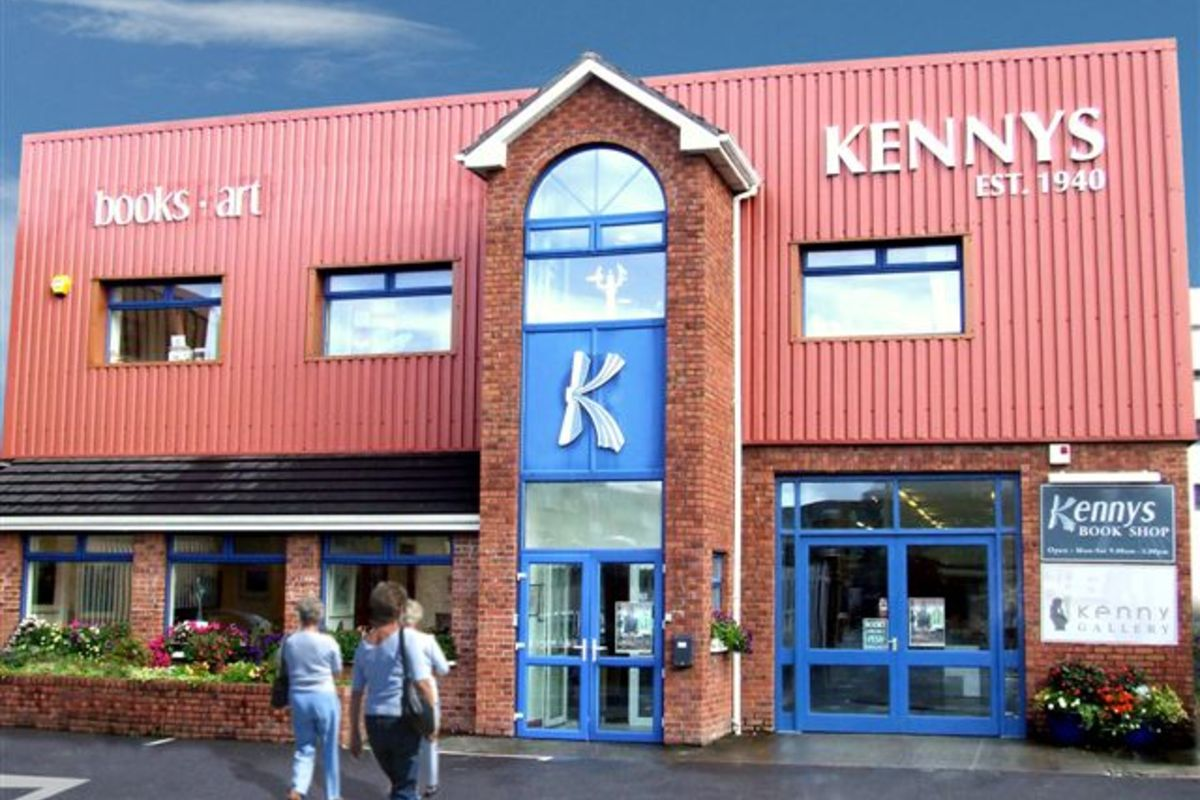 Kenny's Bookstore