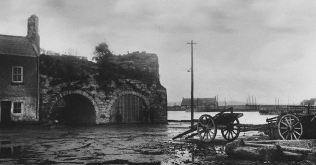 The Spanish Arch Galway